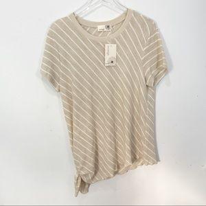 NWT Everleigh Tunic Sweater Side Knot